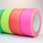 Fluorescent Cloth Duct tape