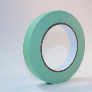Green Fineline Masking Tape