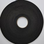 Single Sided Black EPDM Foam Tape
